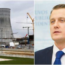 """Neviešintas Baltarusijos laiškas Lietuvai: tai atsakymas """"planui chuliganui""""?"""