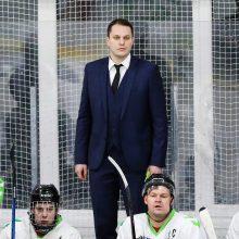 Po 27 metų ant ledo P. Nausėda pačiūžas keičia į trenerio kostiumą