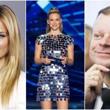 """Po """"Eurovizijos"""" vedėjos prisipažinimo apie lietuvišką kilmę – premjero netikėtumas"""