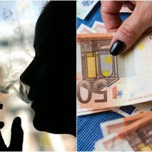 Butų savininkams, slepiantiems rūkančių balkonuose tapatybę, grės 150 eurų bauda?