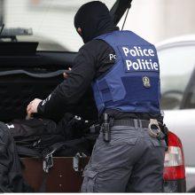 Jaunas belgas apkaltintas dalyvavimu teroristinėje veikloje