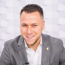 E. Stankevičius: savanoriavimas – itin svarbus mano gyvenimo etapas
