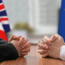 EK: Deklaracija dėl Britanijos ir ES būsimų santykių dar neparuošta