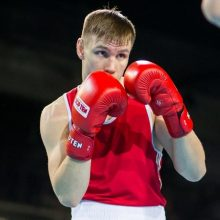 Lietuvos bokso čempionate paaiškėjo prizininkai