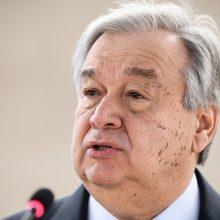 JT vadovas paskelbė pasaulinę kampaniją prieš neapykantos kurstymą