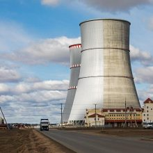 Baltarusijos energetikos ministras: Astravo AE elektrą pradės gaminti šį rudenį