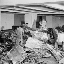 Gineso rekordų knygos istorija: moteris tą pačią dieną išgyveno dvi avarijas