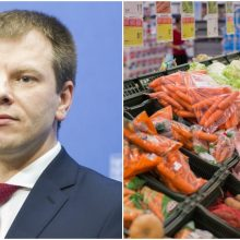 V. Šapoka: PVM lengvata daržovėms nesumažintų kainų, tik padidintų pardavėjų pelnus