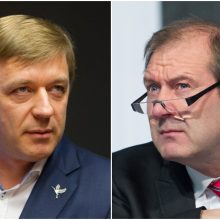 R. Karbauskis neįsivaizduoja, kaip derėtis su Darbo partija dėl koalicijos