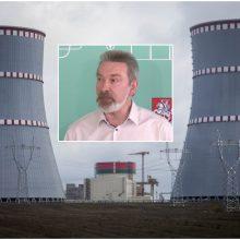 VATESI vadovas: fizikinis Astravo AE paleidimas užtruks iki 2 mėnesių
