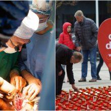 Profesorius paneigia lietuvių stereotipus: ką reikia žinoti apie organų donorystę?