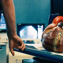 Širdies nepakankamumas: susirgus prastėja gyvenimo kokybė