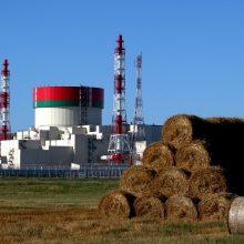 Į Astravo AE reaktorių pradėtas krauti branduolinis kuras