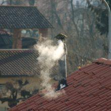 Gegužę vidutinis užterštumas kietosiomis dalelėmis Klaipėdoje – 4 kartus mažesnis nei leistina norma