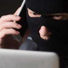Policininku prisistatęs telefoninis sukčius iš įmonės sąskaitos pavogė 48 tūkst. eurų