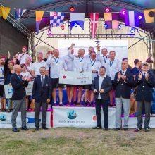 """Praūžė 52-oji Kuršių marių regata: pergalę trečiąkart šventė """"Cool Water"""" įgula"""