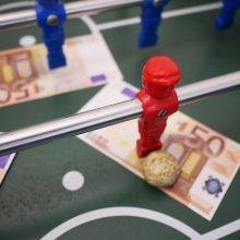 Ruošiamasi pinigų dalyboms Klaipėdoje: išlaidos sportui bus mažesnės?