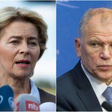 V. Andriukaitis: Lietuva negalės ignoruoti EK pirmininkės pozicijos dėl lyčių lygybės