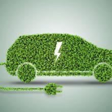 Tyrimas: pusė Lietuvos verslo atstovų teigiamai vertina elektrinius automobilius