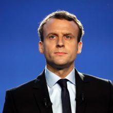 """Prancūzija laukia E. Macrono """"didžiųjų nacionalinių debatų"""" rezultatų"""