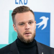 G. Landsbergis – TS-LKD partijos pirmininkas dar ketveriems metams