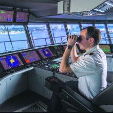 Jūrininkams rengia garantijų paketą
