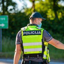 Klaipėdoje – pažeidėjų bumas: užfiksuota 13 girtų vairuotojų, lakstūnas lėkęs 204 km/val. greičiu