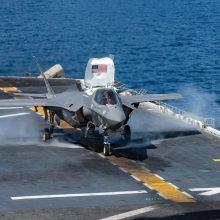 Ispanija prisijungė prie naują naikintuvą kuriančių Prancūzijos ir Vokietijos