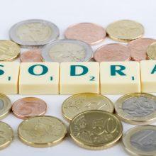 """""""Sodra"""" pradėjo mokėti šalpos pensijas"""