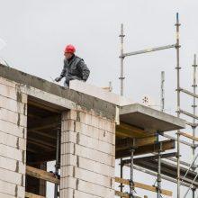 """Statybininko kortelė galėtų labai pigiai išgelbėti statybų sektorių nuo """"šešėlio""""?"""