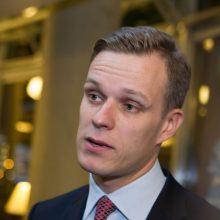 G. Landsbergis: Vyriausybę paliks du ministrai