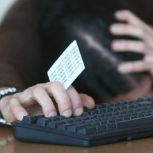 Pateikė penkis būdus, kaip atpažinti sukčių siunčiamus laiškus