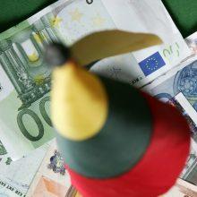Europos Komisija: Lietuvos ekonomika sparčiai auga