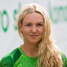 Europos jaunimo čempionė penkiakovininkė A. Tamašauskaitė: sustoti neleidžia svajonės