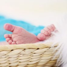 JAV rugsėjo 11-ąją gimė kūdikis, kurio svoris – 9 svarai ir 11 uncijų