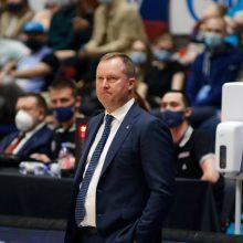 Pirmasis V. Gedvilo ėjimas: K. Maksvytis – naujasis Lietuvos rinktinės vyriausiasis treneris