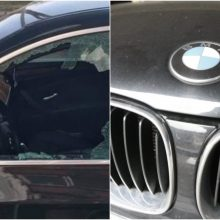 Klaipėdoje siautėjo ilgapirščiai: apvogė BMW, nuostolis – 25 tūkst. eurų