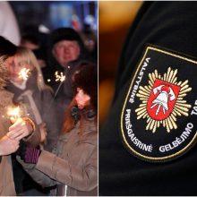 Ugniagesiai įspėja: masiniuose renginiuose nereikėtų pamiršti apie savo saugumą