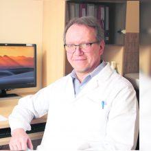 KUL Akušerijos klinikos vadovas prof. dr. L. Rovas: mokslas sparčiai skverbiasi į akušeriją