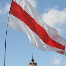 """Baltarusijos teismo prašoma likviduoti visuomeninį susivienijimą """"Sakyk tiesą"""""""