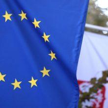 Lenkija ruošiasi tūkstantiniams protestams šalies narystei ES palaikyti