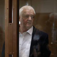 Išlaisvintas F. Bergas iš Lietuvos parskraidintas į Norvegiją