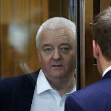 Rusijos teismas skyrė Norvegijos piliečiui 14 metų kalėjimo bausmę už šnipinėjimą
