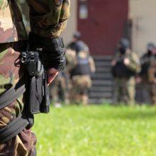 Rusija skelbia sulaikiusi kariškį ir jo brolį, įtariamus šnipinėjimu Estijai