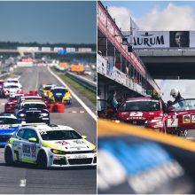 """Sportininkų aktyvumas žada karštas """"Aurum 1006 km lenktynes"""""""
