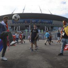 """Rusijai gresia dar viena bausmė: ant plauko pakibo """"Euro 2020"""" organizavimo klausimas"""