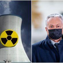 Prezidentas ragina ES neįsileisti Astravo AE elektros