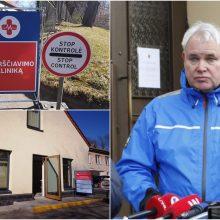 V. Grubliauskas: Klaipėdoje pradeda veikti karščiavimo klinika