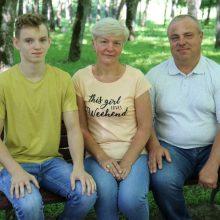 Klaipėdos rajone gyvenanti globėjų šeima: svarbiausia – bendravimas su vaiku
