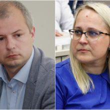 """""""Valstiečių"""" frakcija abejoja aplinkos ministro siūlomų taršos mokesčių sėkme"""